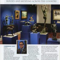 Article on Graham Shay published in American Fine Art Magazine