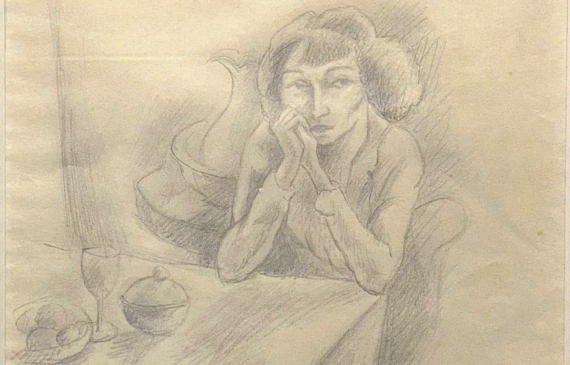 Image by Jules Pascin